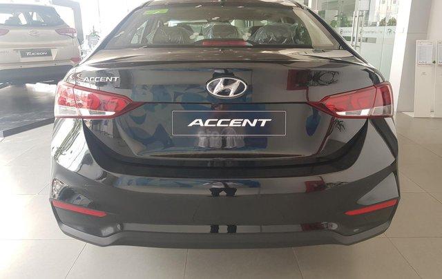 Bán Hyundai Accent 1.4 AT đặc biệt mới 2019, màu đen, xe sẵn đủ màu giao ngay2