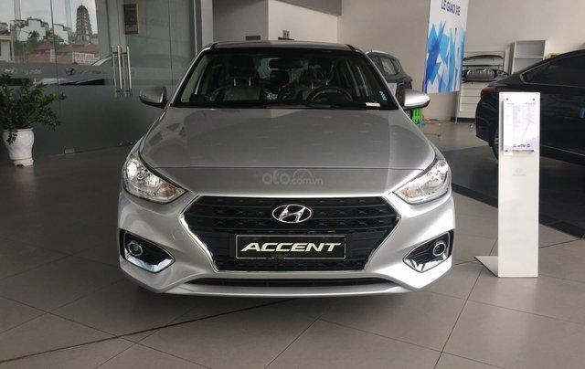 Bán Hyundai Accent 1.4 MT tiêu chuẩn mới 2019, đủ màu giao ngay0