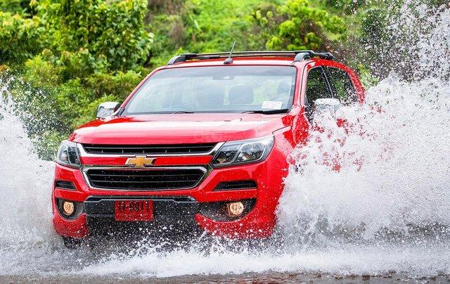 Bán Chevrolet High Country đời 2019, hỗ trợ trả góp 0% trong tháng 10 này0