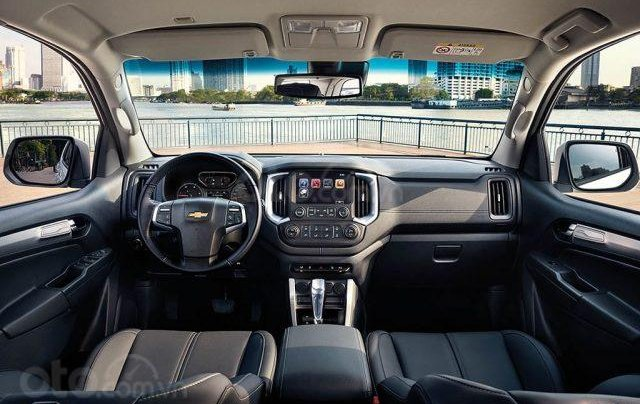 Bán Chevrolet High Country đời 2019, hỗ trợ trả góp 0% trong tháng 10 này4