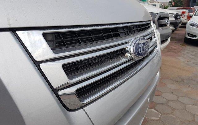 Bán Ford Transit Luxury 2019, hỗ trợ vay 80%, trả trước 150tr nhận xe ngay1