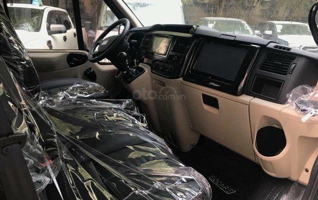 Bán Ford Transit Luxury 2019, hỗ trợ vay 80%, trả trước 150tr nhận xe ngay4