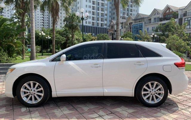 Cần bán Toyota Venza đời 2009, màu trắng, giá tốt8