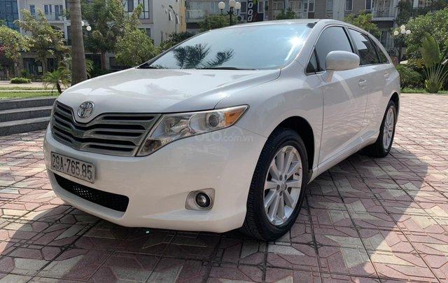 Cần bán Toyota Venza đời 2009, màu trắng, giá tốt2