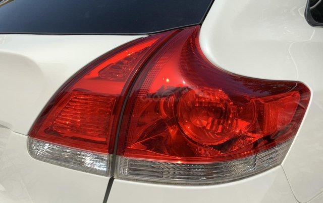 Cần bán Toyota Venza đời 2009, màu trắng, giá tốt7