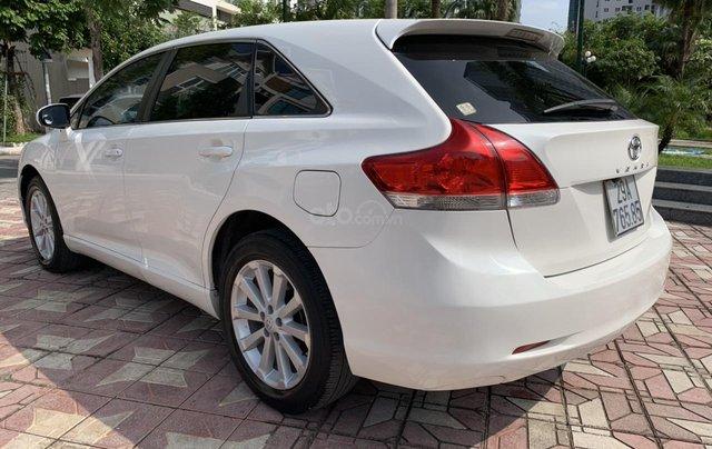 Cần bán Toyota Venza đời 2009, màu trắng, giá tốt6