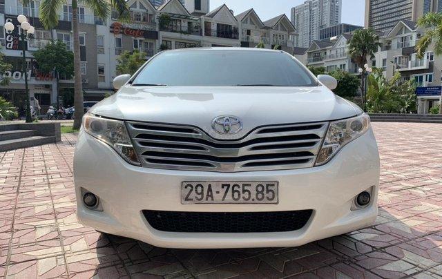 Cần bán Toyota Venza đời 2009, màu trắng, giá tốt11