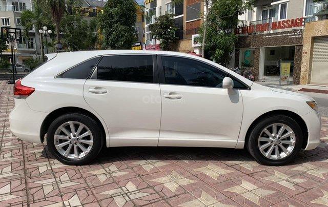 Cần bán Toyota Venza đời 2009, màu trắng, giá tốt12