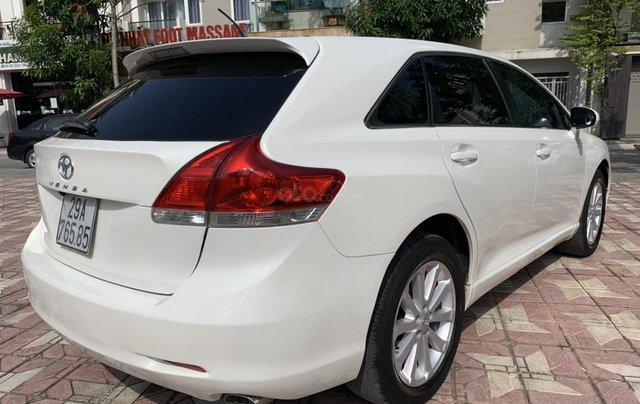 Cần bán Toyota Venza đời 2009, màu trắng, giá tốt3