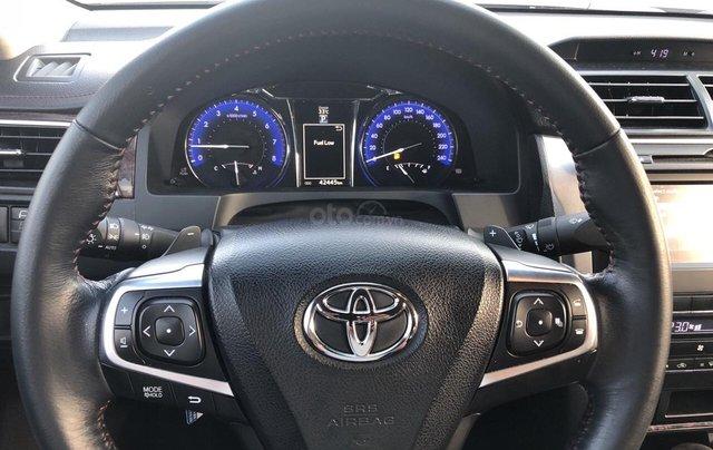 Bán Toyota Camry 2015 2.5Q, giá 856tr gặp chính chủ5
