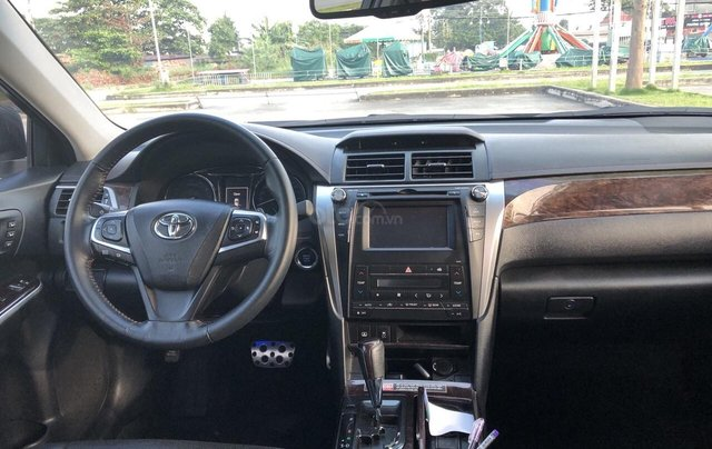 Bán Toyota Camry 2015 2.5Q, giá 856tr gặp chính chủ6