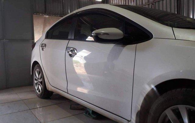 Bán Kia Cerato sản xuất năm 2017, màu trắng1