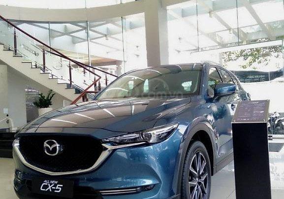 Bán Mazda CX5 2.5 1 cầu 2018 - Tặng phụ kiện, tặng bảo hành 3 năm, giảm giá 100 triệu TM0