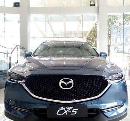 Bán Mazda CX5 2.5 1 cầu 2018 - Tặng phụ kiện, tặng bảo hành 3 năm, giảm giá 100 triệu TM1