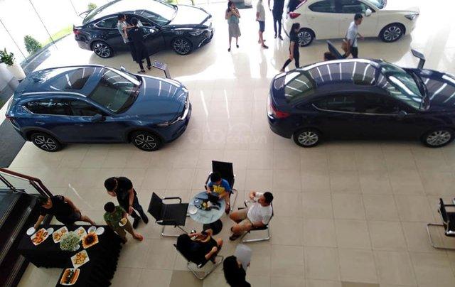 Bán Mazda CX5 2.5 1 cầu 2018 - Tặng phụ kiện, tặng bảo hành 3 năm, giảm giá 100 triệu TM10