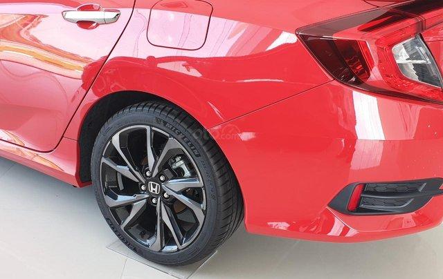 Honda Civic 2020 - KM 100% thuế trước bạ tại Honda Bắc Giang2
