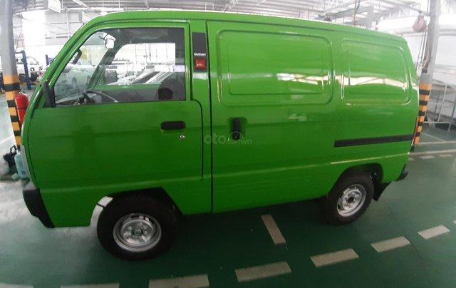 Xe tải Suzuki Van chạy giờ cấm 24/7, đủ màu, giao ngay giá cực sốc, hỗ trợ Bank, lãi suất tốt1