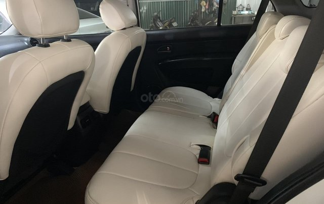 Bán xe Kia Carens 2.0AT năm 2011, màu trắng8