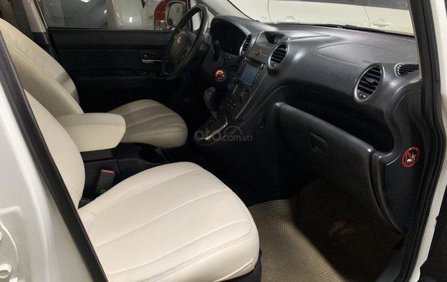 Bán xe Kia Carens 2.0AT năm 2011, màu trắng5