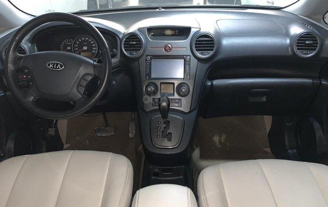 Bán xe Kia Carens 2.0AT năm 2011, màu trắng4
