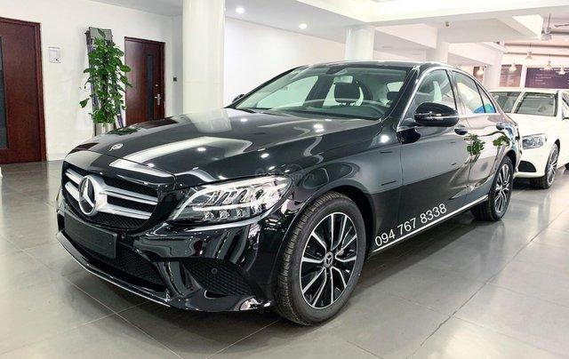 Bán Mercedes C200 2019 màu đen - Xe đã qua sử dụng chính hãng0