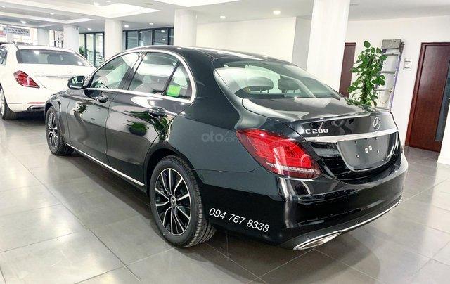 Bán Mercedes C200 2019 màu đen - Xe đã qua sử dụng chính hãng5