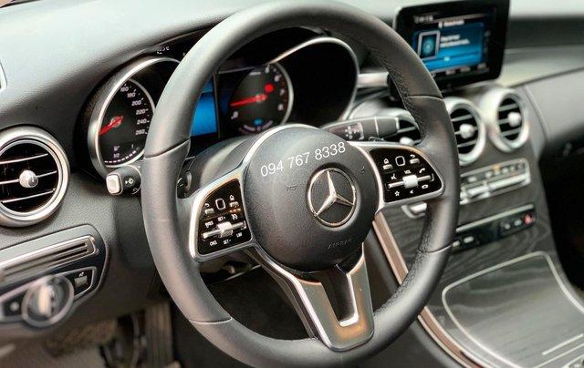 Bán Mercedes C200 2019 màu đen - Xe đã qua sử dụng chính hãng4