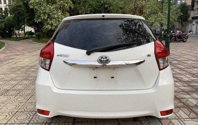 Bán xe Toyota Yaris G sản xuất 2014, xe nhập4