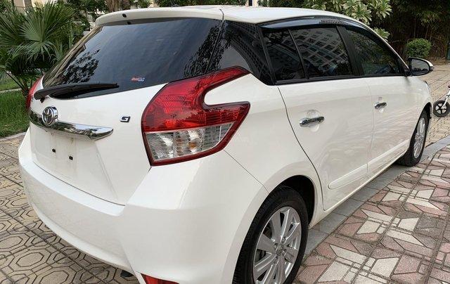 Bán xe Toyota Yaris G sản xuất 2014, xe nhập5