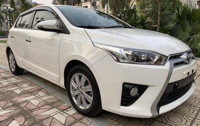 Bán xe Toyota Yaris G sản xuất 2014, xe nhập1
