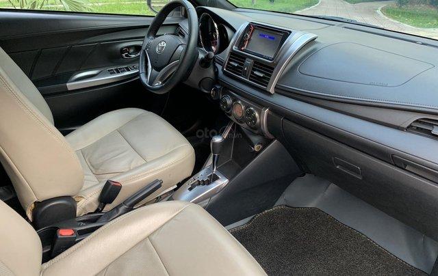 Bán xe Toyota Yaris G sản xuất 2014, xe nhập10