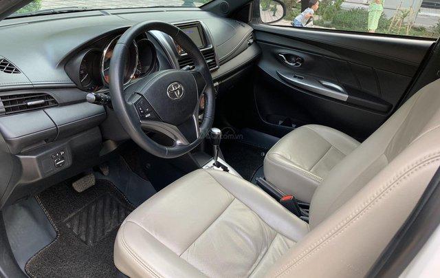 Bán xe Toyota Yaris G sản xuất 2014, xe nhập9