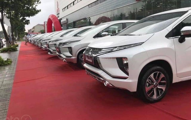 Cần bán Mitsubishi Xpander năm 2019, màu trắng nhập khẩu giá tốt0