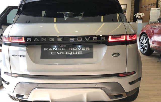 Bán xe Range Rover Evoque 2020 nhập khẩu chính hãng hoàn toàn mới3