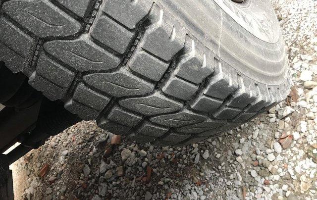 Cấn bán lại xe tải Thaco Auman C1500 3 chân co, tải cao 14,8 tấn, thùng dài 7,8m lốp đẹp3