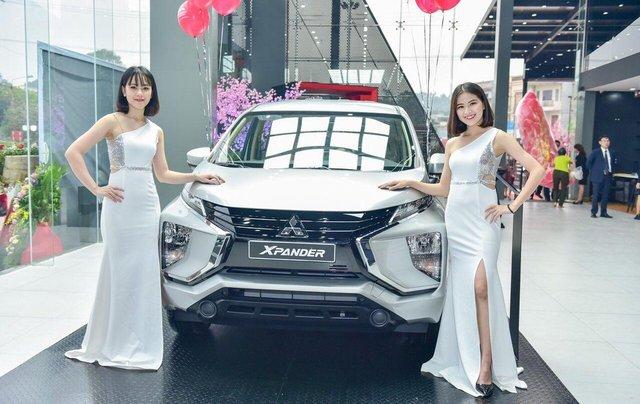 [Siêu bão] Mitsubishi Xpander giá rẻ, kinh doanh tốt, lợi xăng 6L/100km, cho góp 80% - Gọi: 0905.91.01.990
