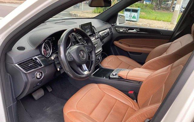 Bán Xe Mercedes GLS400 4MATIC trắng 2017, trả trước 1 tỷ 400 triệu nhận xe ngay3