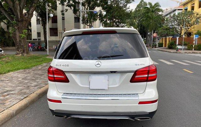 Bán Xe Mercedes GLS400 4MATIC trắng 2017, trả trước 1 tỷ 400 triệu nhận xe ngay7