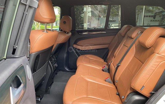 Bán Xe Mercedes GLS400 4MATIC trắng 2017, trả trước 1 tỷ 400 triệu nhận xe ngay9