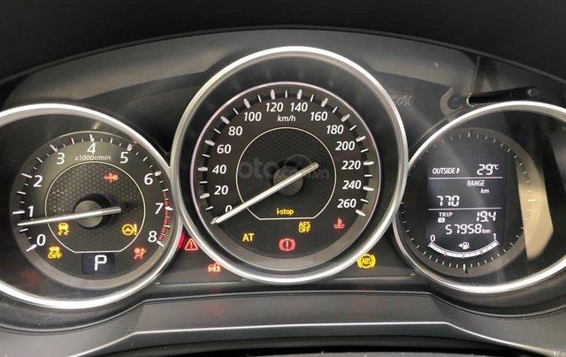 Bán xe Mazda 6 sản xuất 2015, màu trắng 2.0 AT3