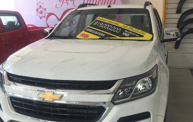 Bán Chevrolet Colorado 2019 mới, khuyến mãi gần 100tr. LH: 09894509041