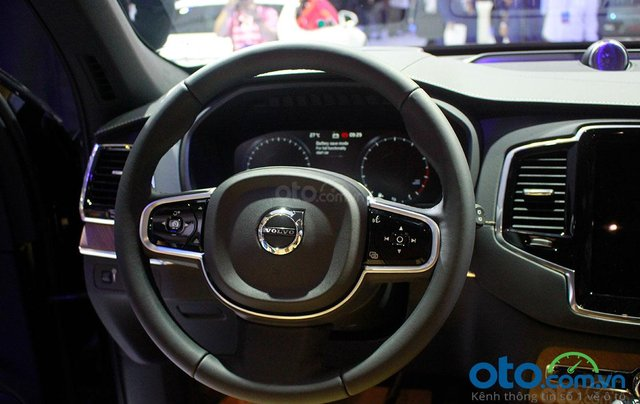 Volvo XC90 - Sự hội tụ tinh hoa Thụy Điển, liên hệ ngay để đặt cọc xe trong tháng 10 với nhiều ưu đãi9