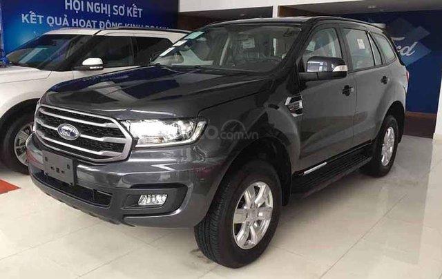 [Hà Thành Ford] Ford Everest Ambiente 4x2 AT 2019 All New. Khuyến mại giảm giá tới 80tr tiền mặt, tặng phụ kiện0