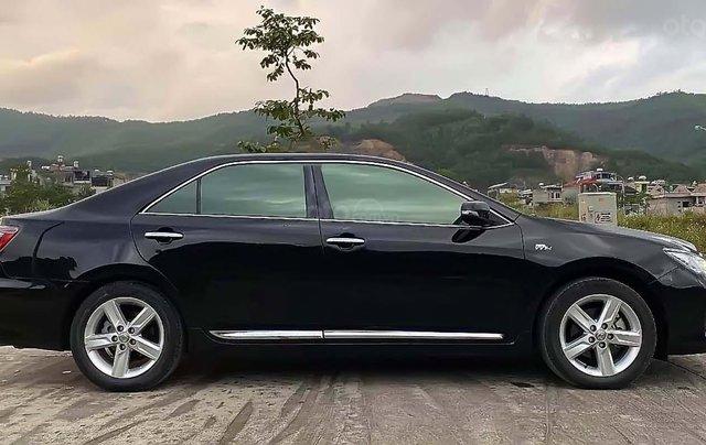 Cần bán gấp Toyota Camry sản xuất năm 2016, màu đen chính chủ, giá 970tr1