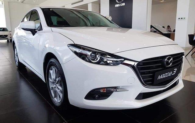 Mazda 3 ưu đãi lên đến 70tr - hỗ trợ trả góp 90% - Đủ xe đủ màu - Giao xe trong ngày6