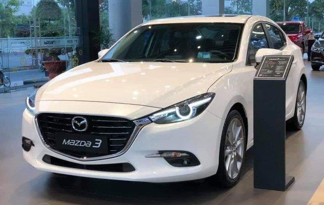 Mazda 3 ưu đãi lên đến 70tr - hỗ trợ trả góp 90% - Đủ xe đủ màu - Giao xe trong ngày3