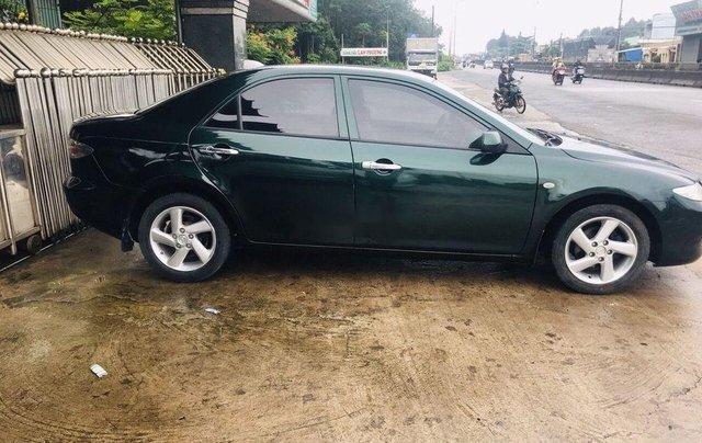 Cần bán lại xe Mazda 6 năm sản xuất 2003, giá cạnh tranh1