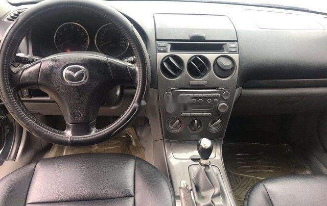 Cần bán lại xe Mazda 6 năm sản xuất 2003, giá cạnh tranh3