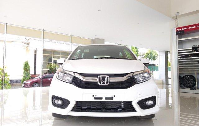 Honda Ô tô Thanh Hóa giao ngay Brio 2019, đủ màu, giá chỉ từ 418tr, LH 09620283682