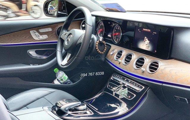Bán Mercedes E200 2018 màu đen, chính chủ, biển Hà Nội, giá tốt6